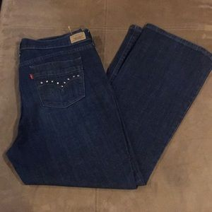 Women's Levi's 515 jeans Boot 16 s/c Stretch